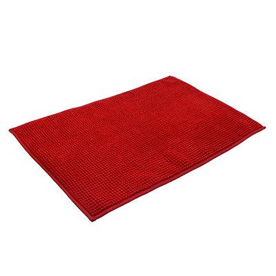 Коврик для ванной Vortex Spa 40х60 см красный 24122