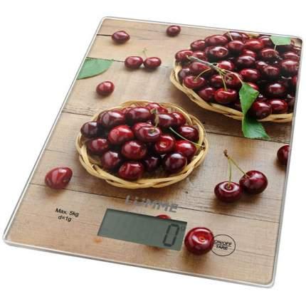 Весы кухонные LUMME LU-1340  Sweet Cherry