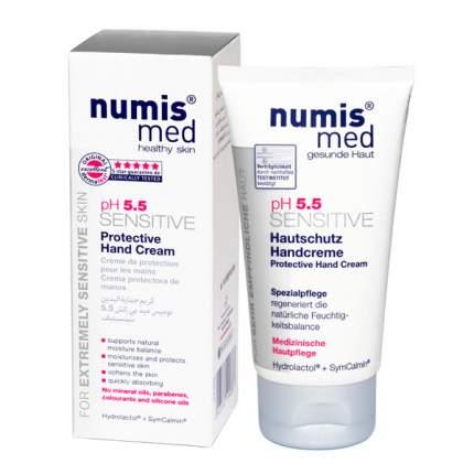 Защитный крем для рук «Сенситив pH 5.5» NUMIS MED, 75 мл