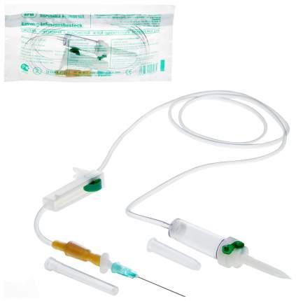 Система для переливания инфузионных растворов уп N1