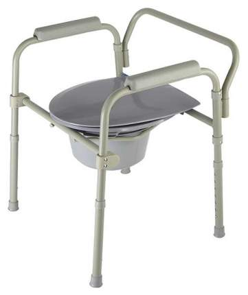 Кресло-туалет складной 10580/10590