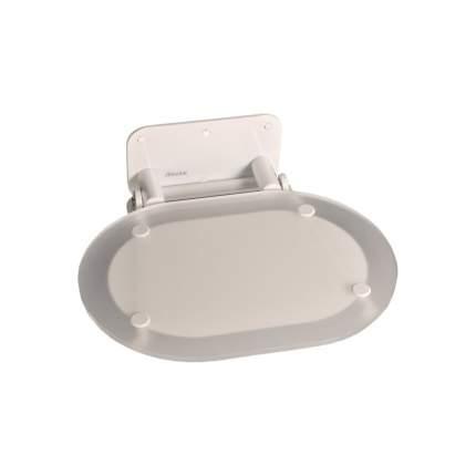 Универсальное сиденье для душа Ravak Chrome прозрачный/белый, B8F0000028