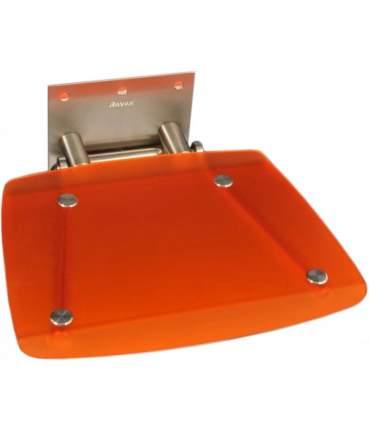 Универсальное сиденье для душа Ravak OVO-B-ORANGE, B8F0000017