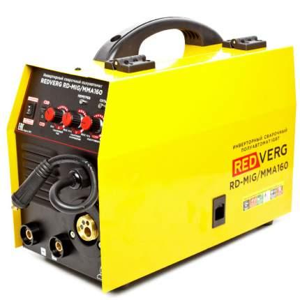 Аппарат сварочный инверторный RedVerg RD-MIG/MMA160 полуавтомат