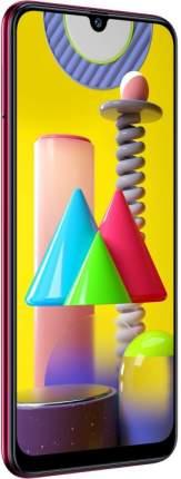 Смартфон Samsung Galaxy M31 128GB Red (SM-M315F/DSN)