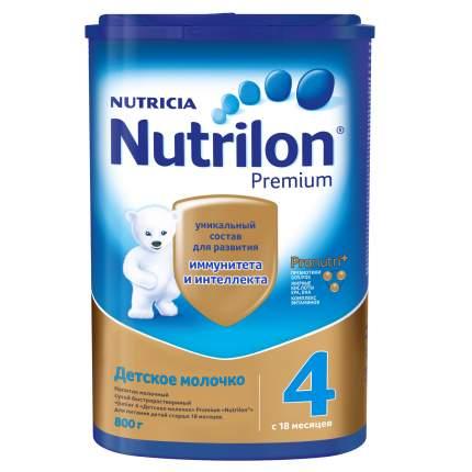 Молочная смесь Nutrilon Premium от 18 мес. 800 г