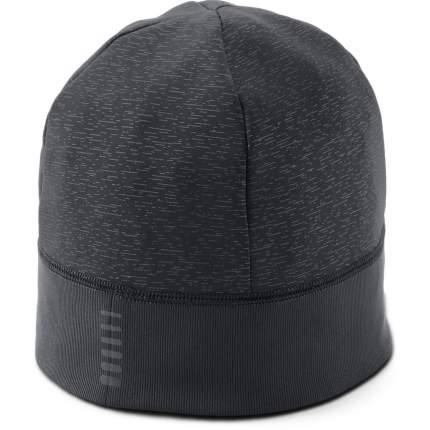 Мужская шапка Under Armour Storm Run 1318520-001 2019, черный, One Size (56-60)