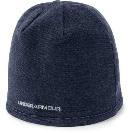 Мужская шапка Under Armour ColdGear Infrared Fleece 1300837-408 2019 One Size