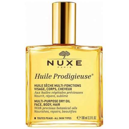 Масло для волос Nuxe Huile Prodigieuse Multi-Purpose Dry Oil 100 мл