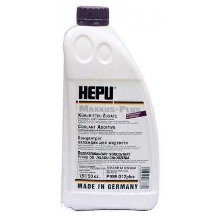 Антифриз Hepu фиолетовый концентрат G12+ 1,5л. P999G12