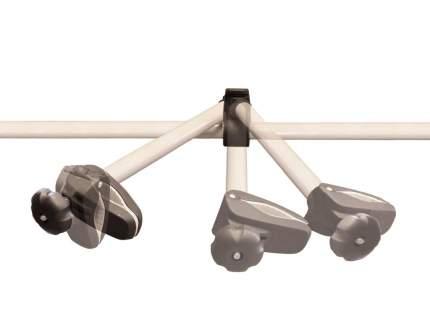 Адаптер 3D Peruzzo для фиксации 2-го велосипеда (средний) PZ693M