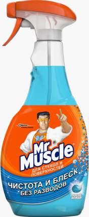 Средство для мытья стекол и зеркал Mr.Muscle профессионал с нашатырным спиртом 750 мл