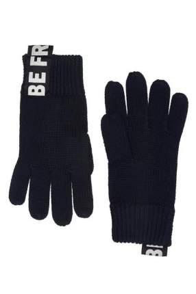 Перчатки для мальчиков Gulliver, цв. синий р.16