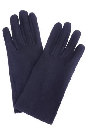 Перчатки для девочек Gulliver, цв. синий р.18