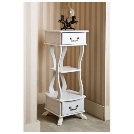 Консоль мебельная МЕБЕЛИК Берже 14 Белый ясень