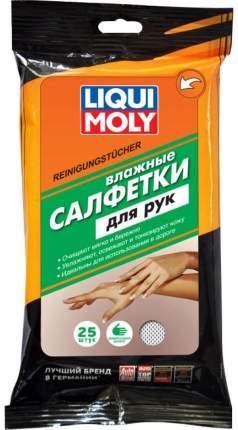 Влажные салфетки Для РукLIQUI MOLY Reinigungstucher шт 77167