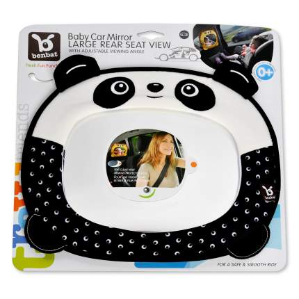 Зеркало Benbat для контроля за ребенком Панда BM708
