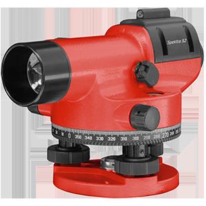 Комплект Spektra 32X (Нивелир Spektra 32x+рейка 3м+ штатив S6-2)