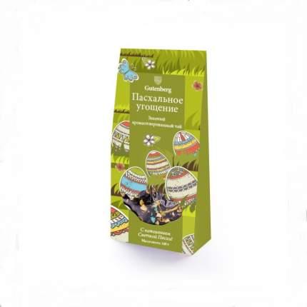 Чай зеленый Gutenberg пасхальный букет 100 г