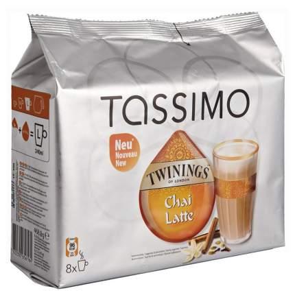 Капсулы для кофемашин Tassimo чай латте с пряностями