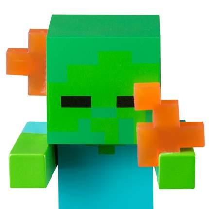 Игрушка-фигурка Minecraft Adventure Zombie 10 см