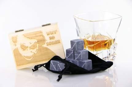 Набор камней для виски в подарочной коробочке Adam Franklin AF-ST-JOKER