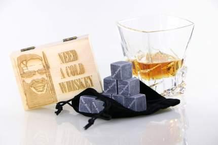 Набор камней для виски в подарочной коробочке Adam Franklin AF-ST-JACK