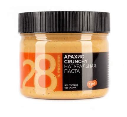 Арахисовая паста хрустящая Татис Crunch 300 г