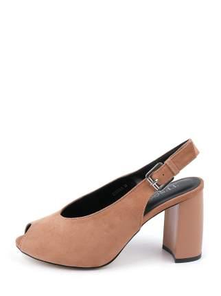 Туфли женские TF 911751-7 розовые 40 RU