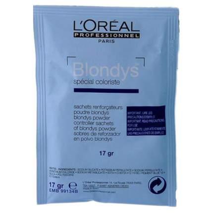 Осветлитель для волос LOreal Professionnel Blondys 12*17 г