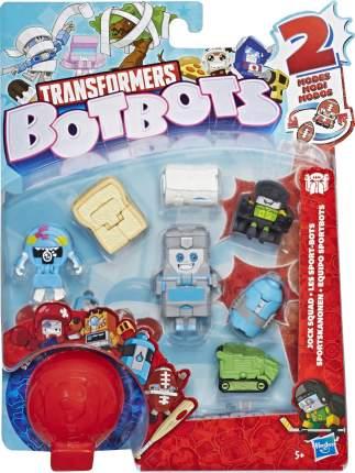 Игровой набор Transformers Бобботс 8 ботов из садовой банды