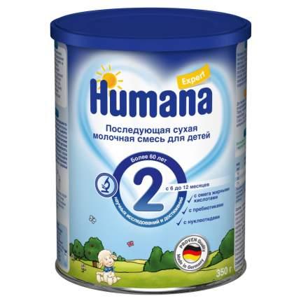 Молочная смесь Humana Expert 2 от 6 до 12 мес. 350 г