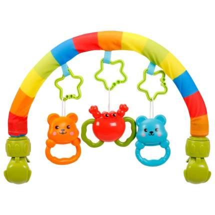 Дуга с игрушками Жирафик Радуга-дуга 939591