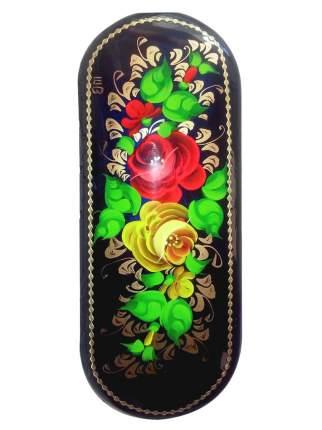 Вишня в шоколадной глазури Кремлина очечник ручная роспись жостово 40 г