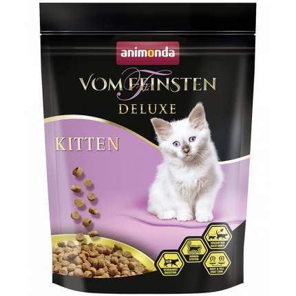 Сухой корм для котят Animonda  Vom Feinsten Deluxe, домашняя птица, 0.25кг