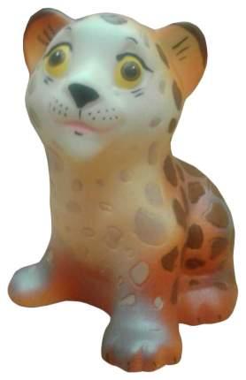 """Резиновая игрушка """"Леопард"""", 12 см ЗАО ПКФ """"Игрушки"""""""