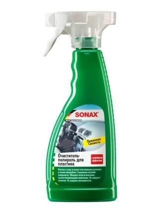 Очиститель-полироль для пластика Sonax 073-358241 0,5 л матовый эффект, лимон