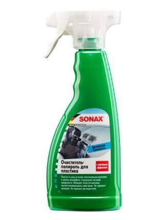 Очиститель-полироль для пластика Sonax 073-357241 0,5 л матовый эффект, активная свежесть