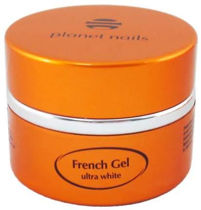 Гель френч - Ultra White French Gel ультра-белый густой вязкости 15г