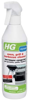 Средство HG чистящее средство для духовки гриля барбекю 0.5 л