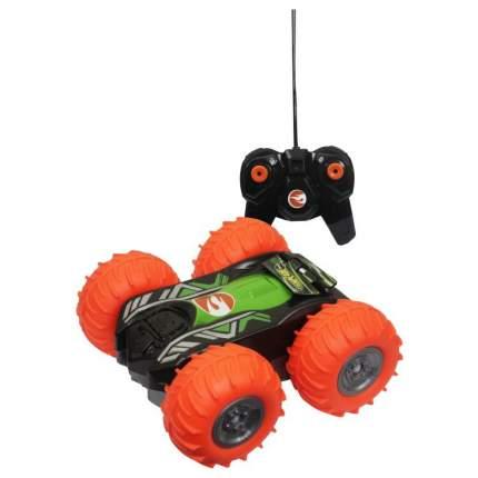 Радиоуправляемая машинка 1 Toy Машина-перевертыш Hot Wheels Трюковая Т13858