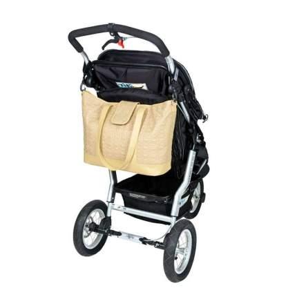 Сумка для коляски для мамы Lassig Мэри карамель