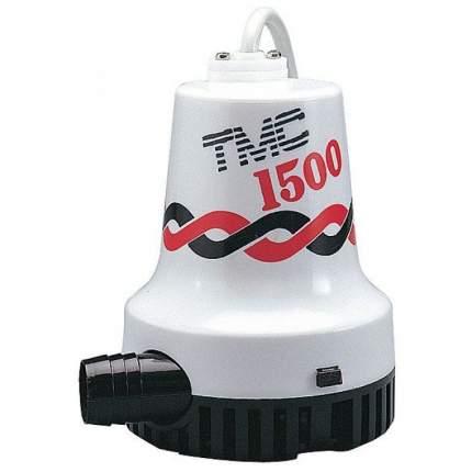 Помпа трюмная TMC 1500GPH 100л/мин 12В (03606_12)
