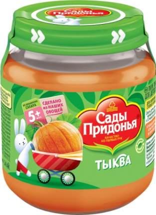 Пюре овощное Сады Придонья Тыква c 5 мес. 120 г