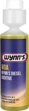 Присадка WDA Diesel Additive 12x250ml W28510 WYNNS W28510