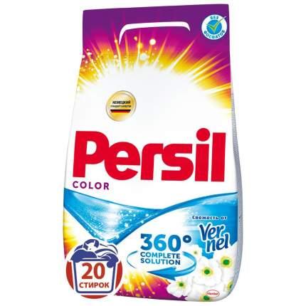Порошок для стирки Persil color свежесть от вернеля 3 кг