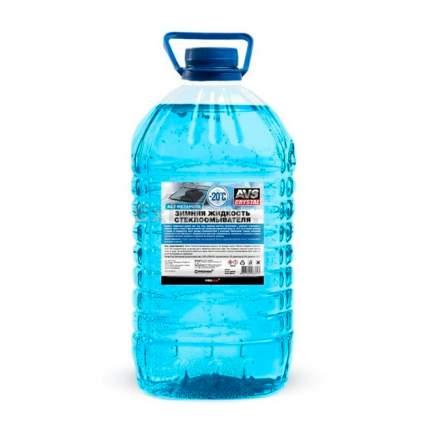 Жидкость для стеклоомывателя зимняя -20 (4Л) AVS AVS A07804S