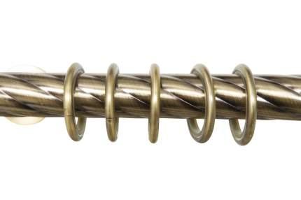 Набор колец с крючком УЮТ Ост бронзовый