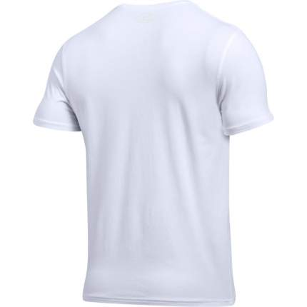 Футболка Under Armour Charged Cotton Crew Undershirt 2Pp SS, 100 белая, SM