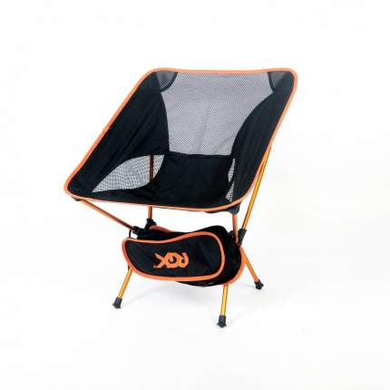 Кресло RGX RGX-CHR01 черное/оранжевое